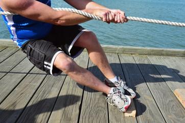 Sport - Rope Pulling