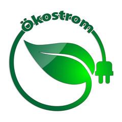 Ökostrom Logo