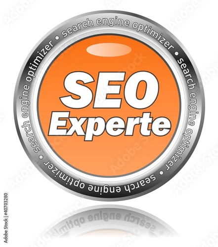SEO Experte Button