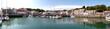 panoramica del porto di Padstow in Cornovaglia - 40704039