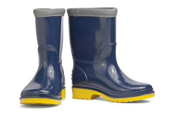 Isolated gumboots
