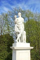 Statue Schloss Schönbrunn Wien