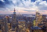 Amazing view to New York Manhattan - New York City