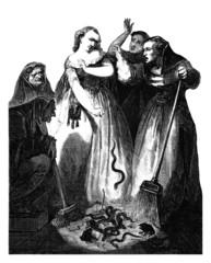 Witches - Sorcières