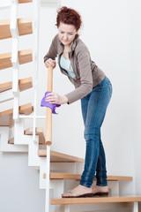 treppe putzen 2