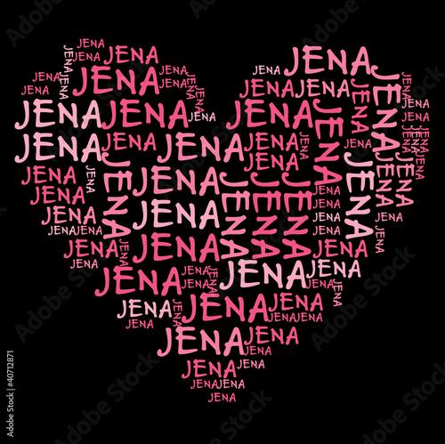 Ich liebe Jena | I love Jena