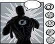 Super hero change