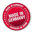 Sticker - Made In Germany (III)