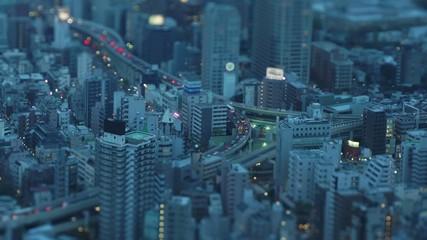 東京の高速道路
