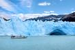 Leinwandbild Motiv Glaciar Perito Moreno Patagonia Argentina