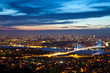 Bosphorus Bridge at the night 7