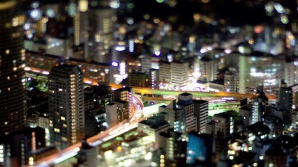 """""""A miniature expressway."""" Time Lapse"""