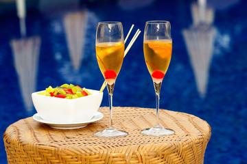 champagne coquetelle