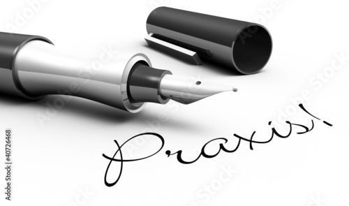 Praxis - Stift Konzept