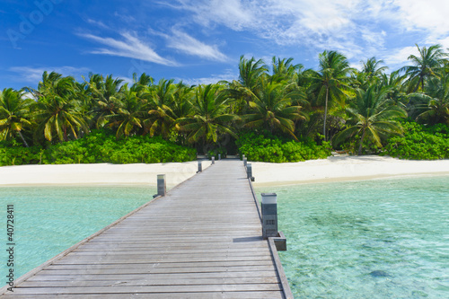 Fototapeten,atolle,maldives,insel,tropisch