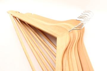 Serie appendiabiti in legno