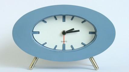 Zeitraffer Uhr und Zeit