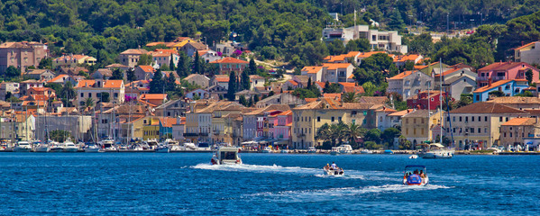Mali Losinj, Croatia, 05.07.2011. - Adriatic coastal town of Mal