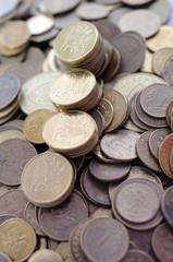 Drobne pieniążki PLN