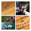 Vin, œnologie, amis, dégustation, bar, chai, cave, boisson