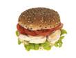 Chicken Salad Bread Roll