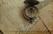 antique pocket watches and old letters