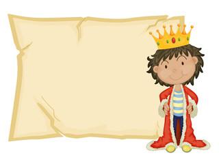 Royal characters