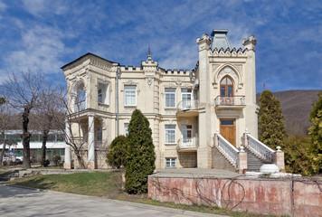 "Pyatigorsk. Case number 3 sanatorium ""Родник""."