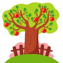 albero in estate