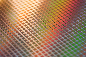 silicon ICs wafer