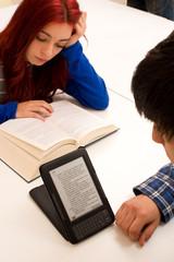 Ebook vs. paper book