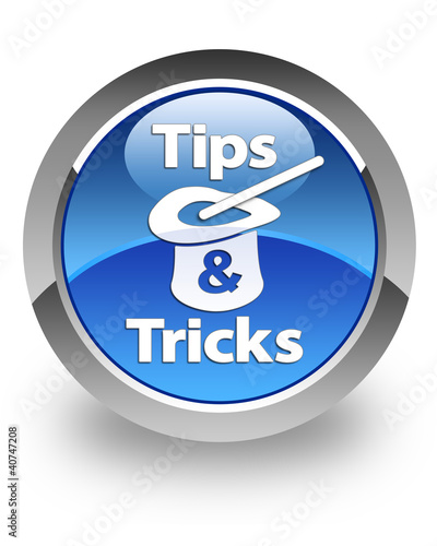 """Tips & Tricks"" icon"