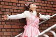 stressed japanese lolita