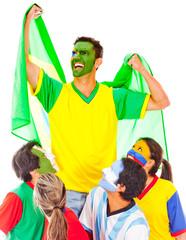 Brazil as champion