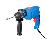 electric drill. perforator.