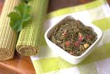tè sencha poster