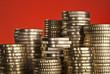 Eine grosse Anzahl Münzen