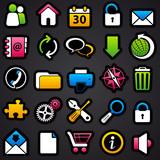 web Color Icons