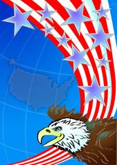 Fourth of july design