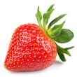 obraz - Fresh strawberry i...