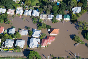 Brisbane Suburbs Flooding