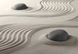 zen garden spa wellness background