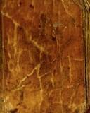 Vintage book close-up.