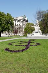 Mozart Denkmal Wien