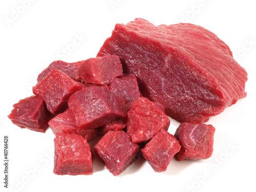 Gulasch vom Rind