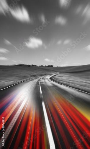 dynamic road