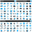 pack Icons V blue