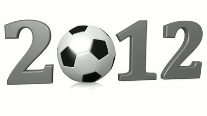 2012 mit drehendem Fussball (Full HD, 30 FPS)