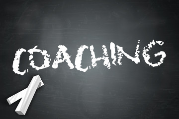 "Blackboard ""Coaching"""