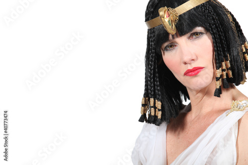 Cleopatra.